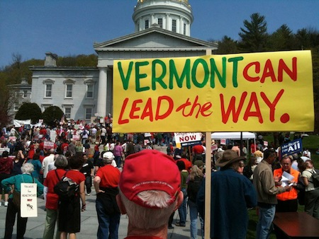 Vermont Can Lead The Way image
