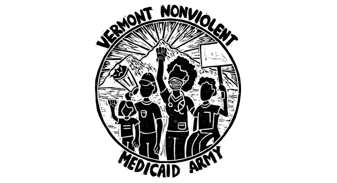 Join the Nonviolent Medicaid Army