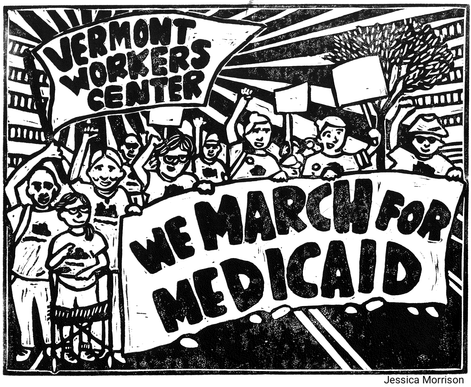 March for Medicaid!